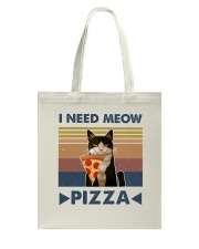 I Need Meow Tote Bag tile