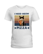 I Need Meow Ladies T-Shirt thumbnail