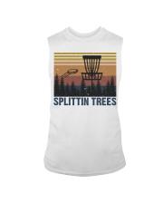 Splittin Trees Sleeveless Tee thumbnail