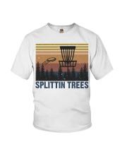 Splittin Trees Youth T-Shirt thumbnail