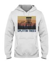 Splittin Trees Hooded Sweatshirt thumbnail