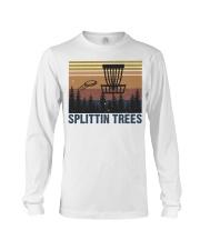Splittin Trees Long Sleeve Tee thumbnail