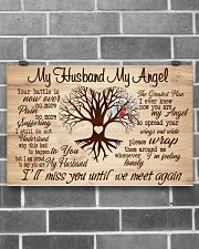 My Husband My Angel 17x11 Poster poster-landscape-17x11-lifestyle-18