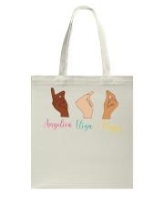 Whose Hand Tote Bag thumbnail