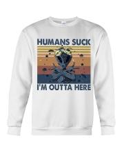 I Am Outta Here Crewneck Sweatshirt thumbnail