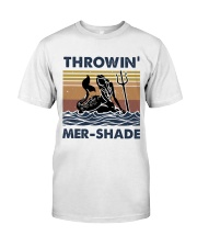 Throwin Mer Shade Classic T-Shirt thumbnail