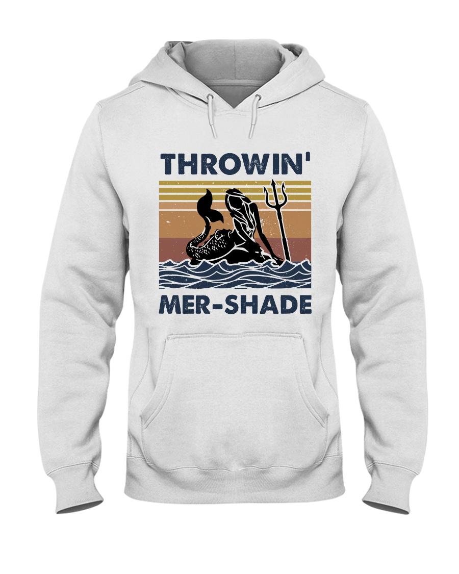 Throwin Mer Shade Hooded Sweatshirt