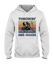 Throwin Mer Shade Hooded Sweatshirt front