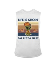 Life Is Short Sleeveless Tee thumbnail