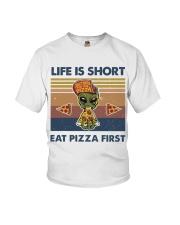 Life Is Short Youth T-Shirt thumbnail