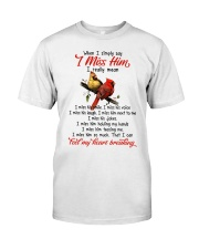 I Miss Him Classic T-Shirt tile