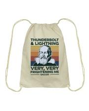 Thunderbolt Drawstring Bag thumbnail