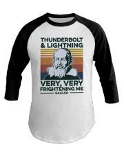 Thunderbolt Baseball Tee thumbnail
