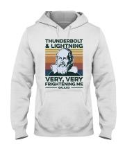 Thunderbolt Hooded Sweatshirt thumbnail