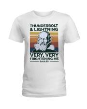 Thunderbolt Ladies T-Shirt thumbnail