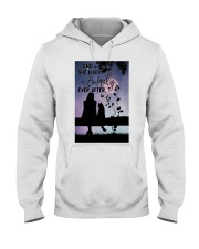 And She Lived Happily Hooded Sweatshirt thumbnail