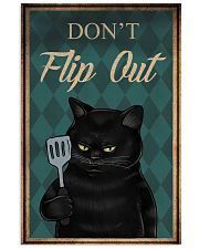 Do Not Flip Out 11x17 Poster front