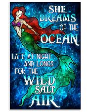 She Dreams 11x17 Poster front