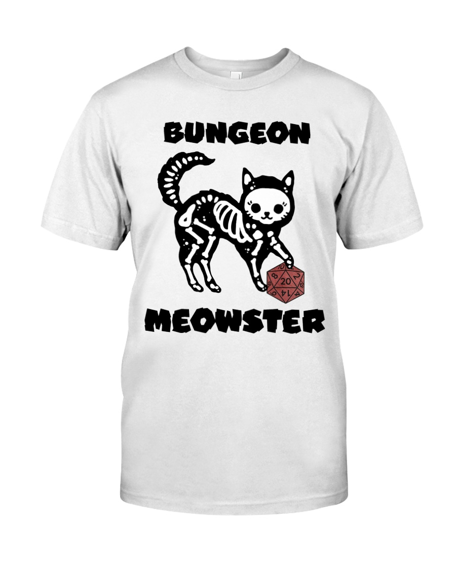 Bungeon Meowster Classic T-Shirt