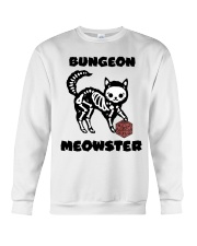 Bungeon Meowster Crewneck Sweatshirt thumbnail