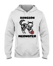 Bungeon Meowster Hooded Sweatshirt thumbnail