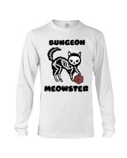 Bungeon Meowster Long Sleeve Tee thumbnail