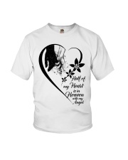 Half Of My Heart Is In Heaven Youth T-Shirt thumbnail