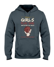 Some Girls Play Dnd Hooded Sweatshirt thumbnail