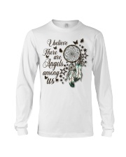 There Are Angels Among Us Long Sleeve Tee thumbnail
