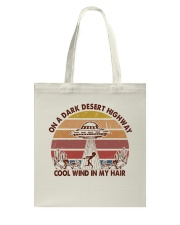 On A Dark Desert Higway Tote Bag thumbnail
