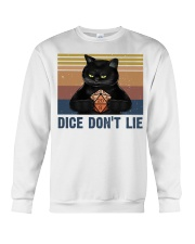 Dice Do Not Lie Crewneck Sweatshirt thumbnail