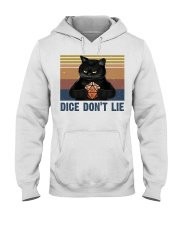 Dice Do Not Lie Hooded Sweatshirt tile