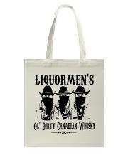 Liquormens1 Tote Bag thumbnail