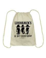 Liquormens1 Drawstring Bag thumbnail