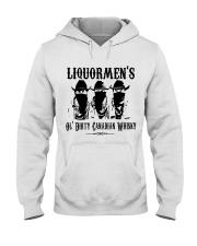 Liquormens1 Hooded Sweatshirt thumbnail