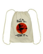 Witch If The Broom Fits Drawstring Bag thumbnail