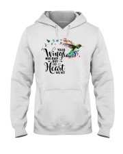 Your Wings Was Ready Hooded Sweatshirt thumbnail