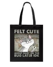 Felt Cute Tote Bag thumbnail