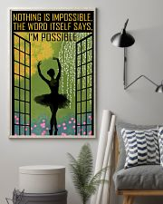 Nothing Is Impossible 11x17 Poster lifestyle-poster-1