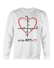 Math Love Crewneck Sweatshirt thumbnail