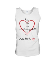 Math Love Unisex Tank thumbnail