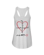 Math Love Ladies Flowy Tank thumbnail