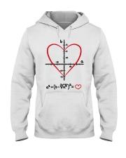 Math Love Hooded Sweatshirt thumbnail