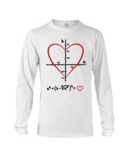 Math Love Long Sleeve Tee thumbnail