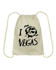 Im Vegas Drawstring Bag tile