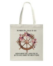 My Heart Looks For You Tote Bag thumbnail