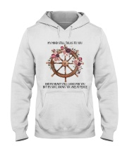 My Heart Looks For You Hooded Sweatshirt thumbnail