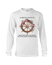 My Heart Looks For You Long Sleeve Tee thumbnail