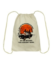 We Are The Granddaughters Drawstring Bag thumbnail