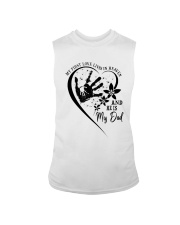 My First Love Lives In Heaven Sleeveless Tee thumbnail
